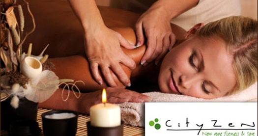 Essporto Cityzen New Age Fitness, Spa