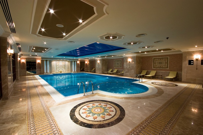 Fit Life Spa & Health Club, Elite World İstanbul Hotel