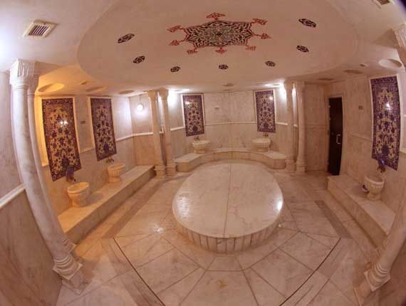 Flowers Health Club Hamam Sauna Masaj