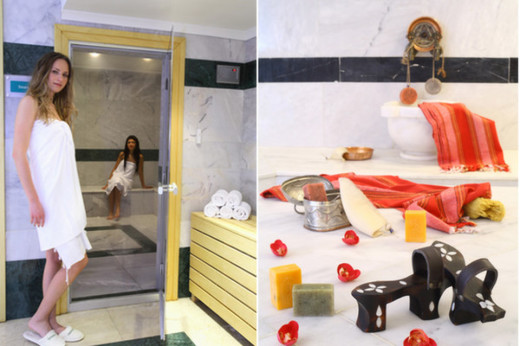 Mandala Spa, Holiday İnn İstanbul Airport Hotel