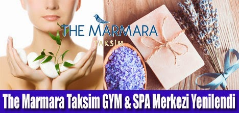 The Marmara Taksim SPA